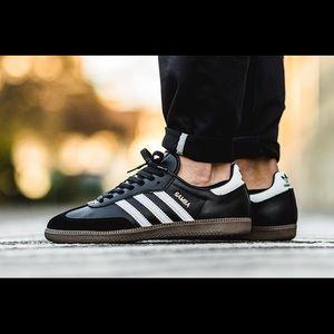 Adidas samba Comfy Sneakers Retro Look EUC❤️ Sz 7